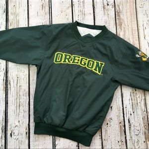 Oregon Ducks Pull Over Top Outerwear University
